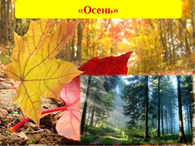 «Осень»