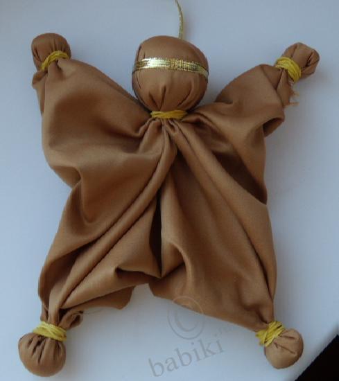 81 Куклы своими руками из платочков