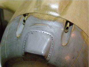 Вооружение и воздухозаборник