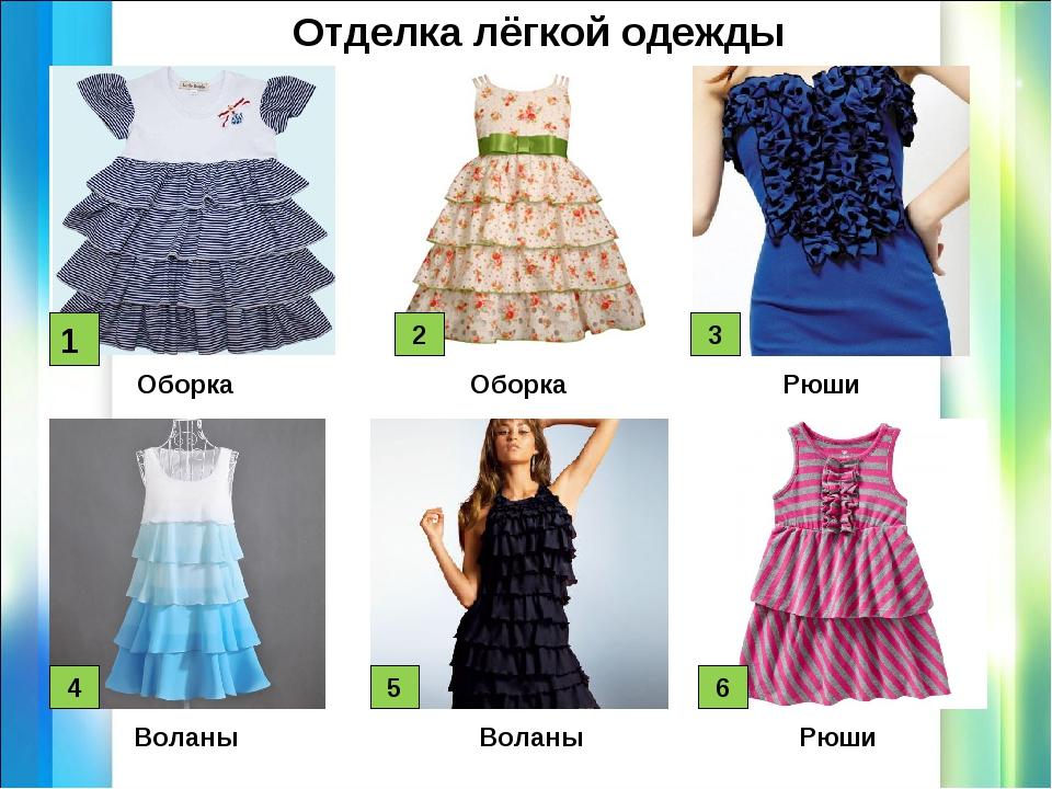 Легкие вещи одежда