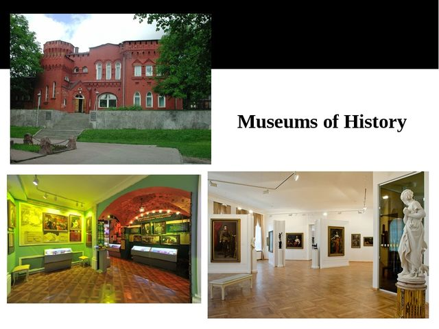Museums of History