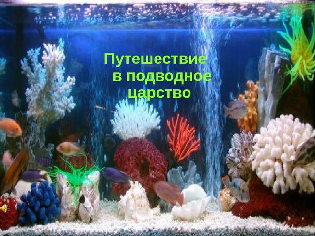 Путешествие в подводное царство © Корпорация Майкрософт (Microsoft Corporatio...