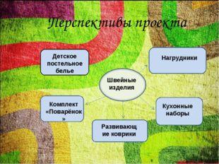 Перспективы проекта Детское постельное белье Нагрудники Комплект «Поварёнок»