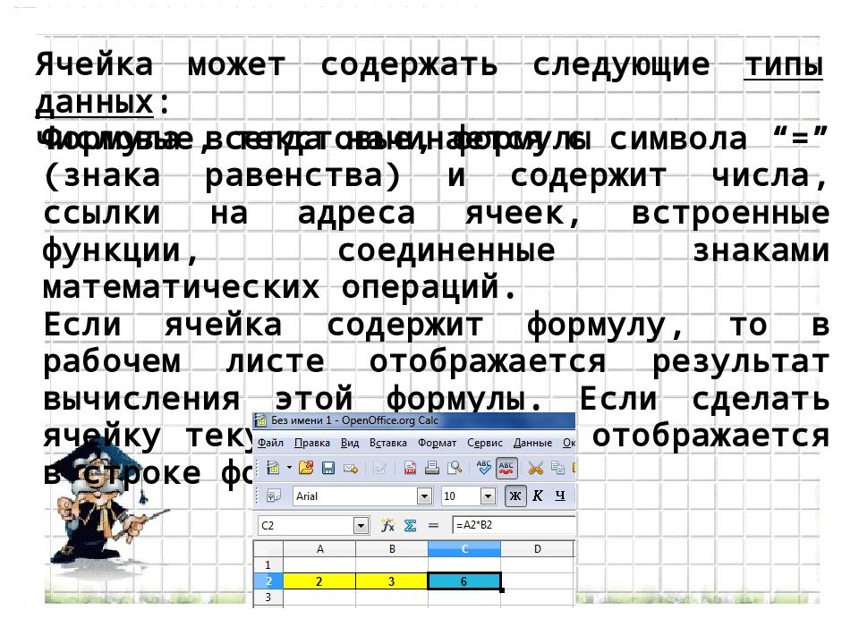 Как сделать ссылки на формулах 980