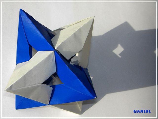 Работы оригами