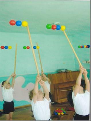 Спортинвентарь для школы своими руками