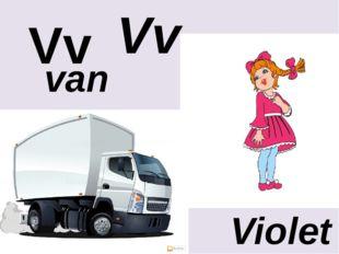 Vv Vv van Violet