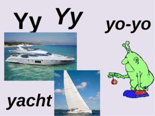 Yy Yy yacht yo-yo