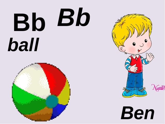 Bb Bb ball Ben