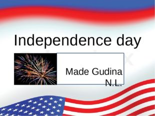 Independence day Made Gudina N.L.