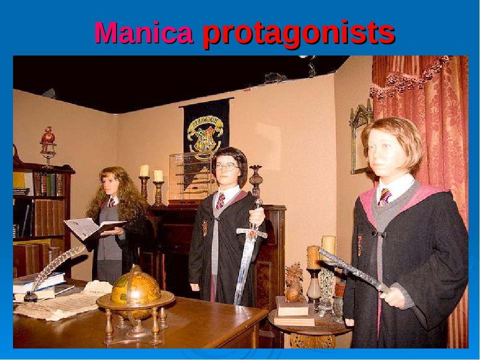 Manica protagonists